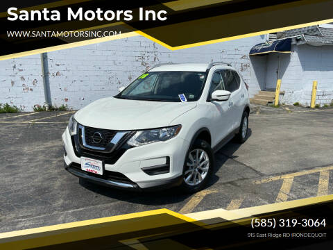2018 Nissan Rogue for sale at Santa Motors Inc in Rochester NY