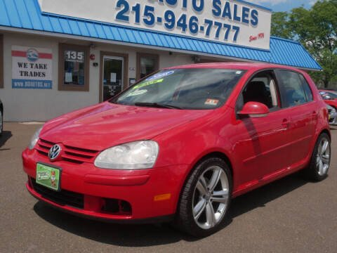 2008 Volkswagen Rabbit for sale at B & D Auto Sales Inc. in Fairless Hills PA