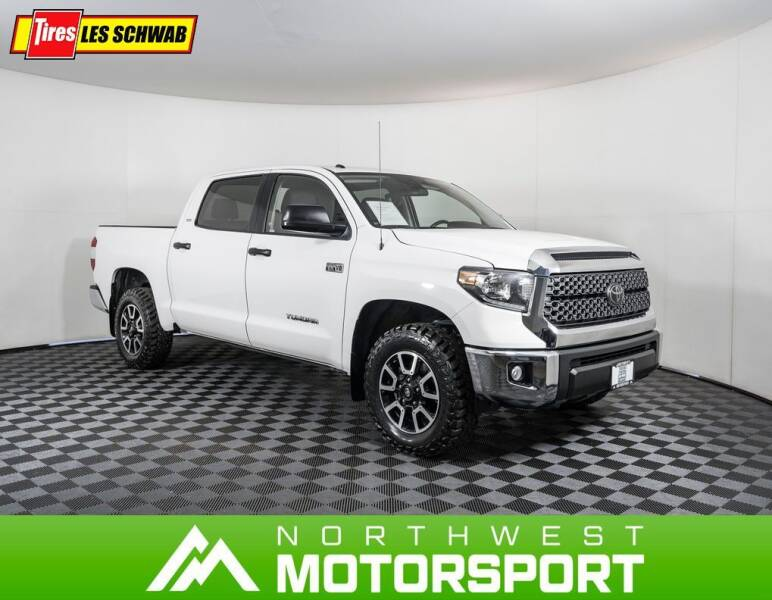 2018 Toyota Tundra for sale in Lynnwood, WA