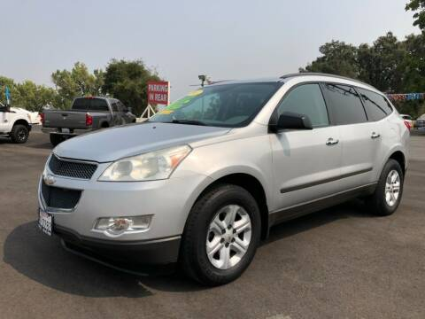 2011 Chevrolet Traverse for sale at C J Auto Sales in Riverbank CA