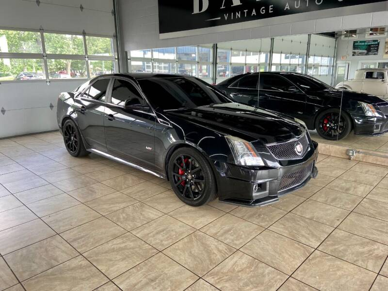 2013 Cadillac CTS-V for sale in Saint Charles, IL