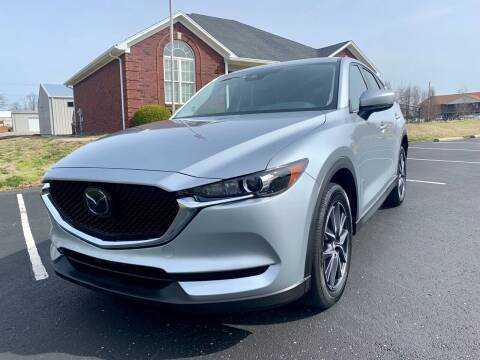 2018 Mazda CX-5 for sale at HillView Motors in Shepherdsville KY