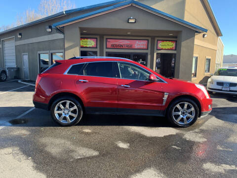 2012 Cadillac SRX for sale at Advantage Auto Sales in Garden City ID