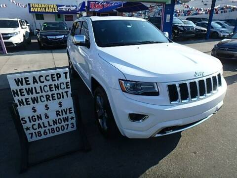 2015 Jeep Grand Cherokee for sale at Cedano Auto Mall Inc in Bronx NY