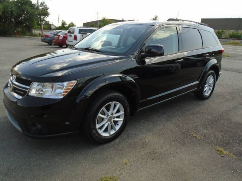 2015 Dodge Journey for sale at H & R AUTO SALES in Conway AR