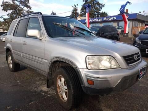 2001 Honda CR-V for sale at All American Motors in Tacoma WA