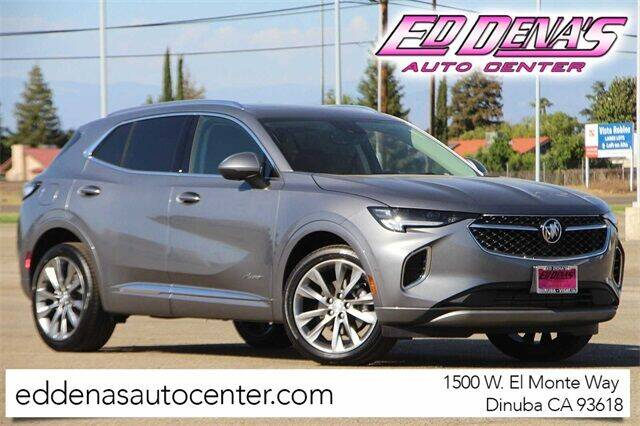 2021 Buick Envision for sale in Dinuba, CA