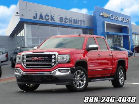 2017 GMC Sierra 1500 for sale at Jack Schmitt Chevrolet Wood River in Wood River IL
