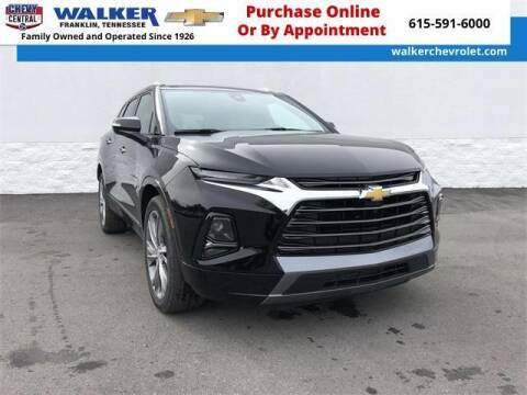 2020 Chevrolet Blazer for sale at WALKER CHEVROLET in Franklin TN