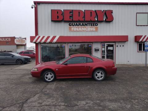 2004 Ford Mustang for sale at Berry's Cherries Auto in Billings MT