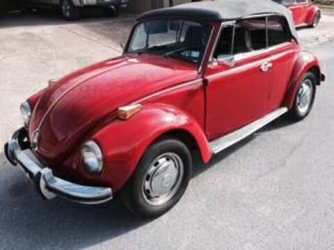 1971 Volkswagen Beetle for sale at Haggle Me Classics in Hobart IN