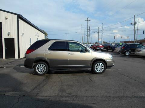 2005 Buick Rendezvous for sale at Settle Auto Sales STATE RD. in Fort Wayne IN