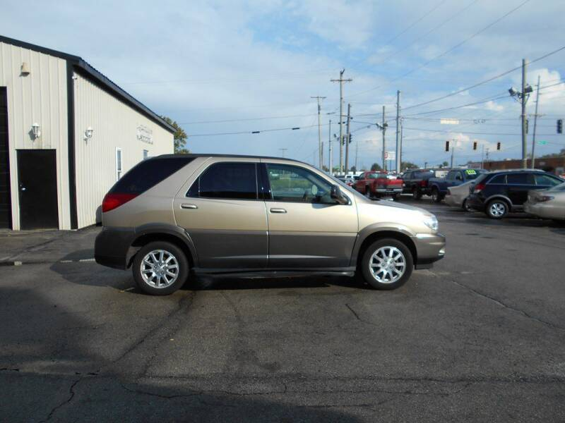 2005 Buick Rendezvous for sale at Settle Auto Sales TAYLOR ST. in Fort Wayne IN