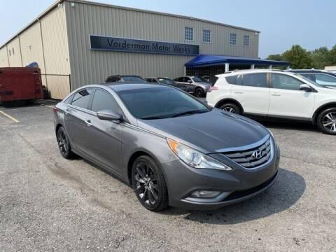 2011 Hyundai Sonata for sale at Vorderman Imports in Fort Wayne IN