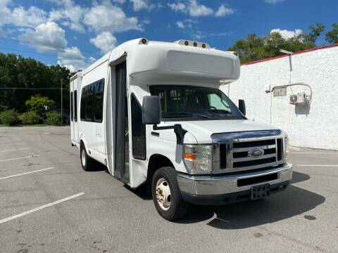 2012 Ford E-Series Chassis for sale at LUXURY AUTO MALL in Tampa FL