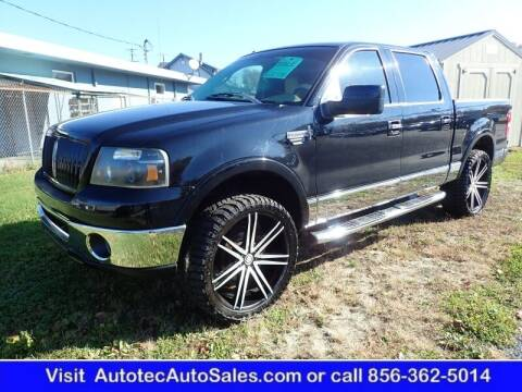 2006 Lincoln Mark LT for sale at Autotec Auto Sales in Vineland NJ