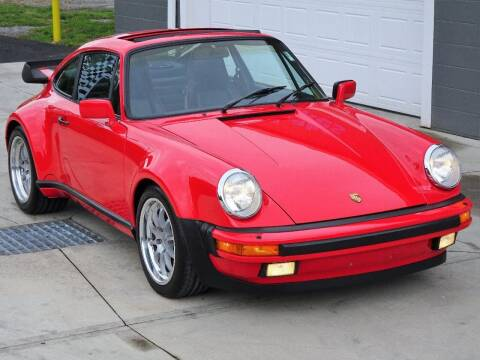 1986 Porsche 911 for sale at Great Lakes Classic Cars in Hilton NY