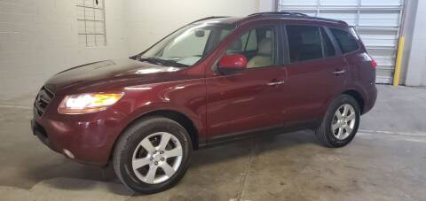 2008 Hyundai Santa Fe for sale at Klika Auto Direct LLC in Olathe KS
