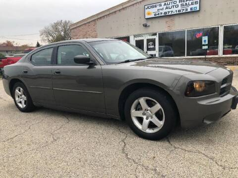 2008 Dodge Charger for sale at Jose's Auto Sales Inc in Gurnee IL