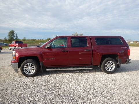 2014 Chevrolet Silverado 1500 for sale at All Terrain Sales in Eugene MO