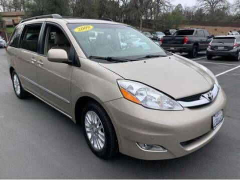 2009 Toyota Sienna for sale at Car Deal Auto Sales in Sacramento CA