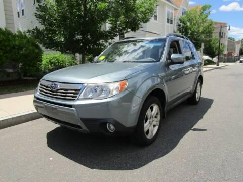 2009 Subaru Forester for sale at Boston Auto Sales in Brighton MA