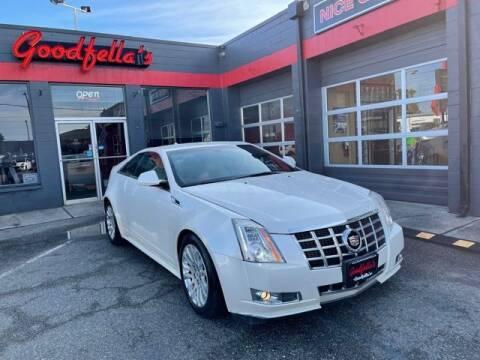 2014 Cadillac CTS for sale at Goodfella's  Motor Company in Tacoma WA