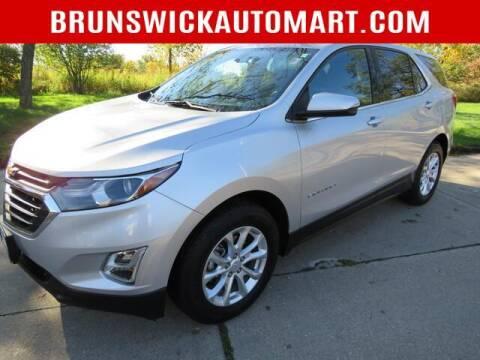 2018 Chevrolet Equinox for sale at Brunswick Auto Mart in Brunswick OH