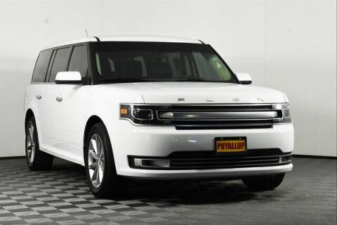 2015 Ford Flex for sale at Washington Auto Credit in Puyallup WA