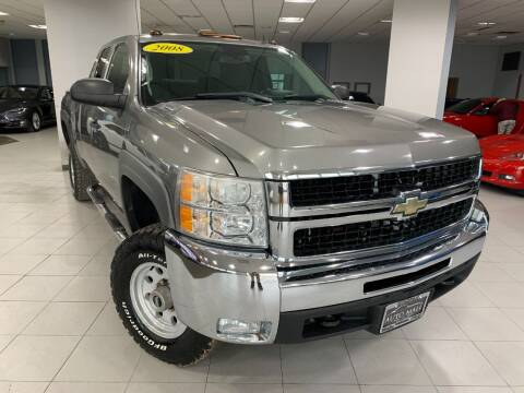 2008 Chevrolet Silverado 2500HD for sale at Auto Mall of Springfield in Springfield IL