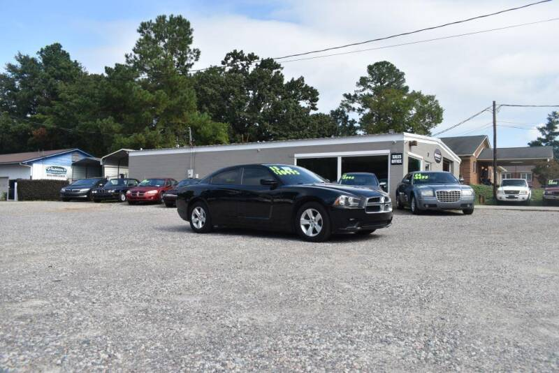 2013 Dodge Charger for sale at Barrett Auto Sales in North Augusta SC