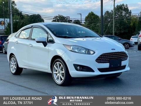 2018 Ford Fiesta for sale at Ole Ben Franklin Motors-Mitsubishi of Alcoa in Alcoa TN