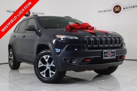 2016 Jeep Cherokee for sale at INDY'S UNLIMITED MOTORS - UNLIMITED MOTORS in Westfield IN