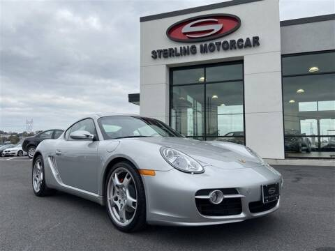 2006 Porsche Cayman for sale at Sterling Motorcar in Ephrata PA