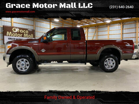 2015 Ford F-250 Super Duty for sale at Grace Motor Mall LLC in Traverse City MI