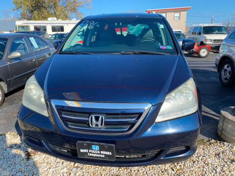 2007 Honda Odyssey for sale at Diamond Auto Sales in Pleasantville NJ