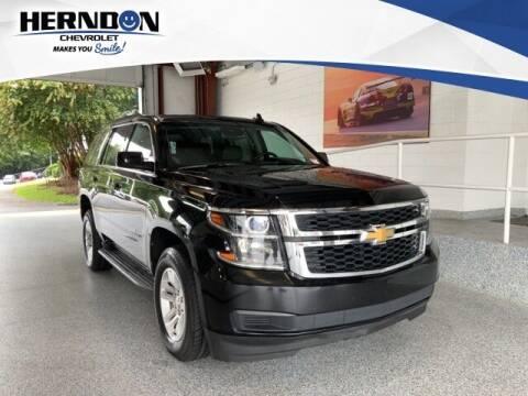 2017 Chevrolet Tahoe for sale at Herndon Chevrolet in Lexington SC