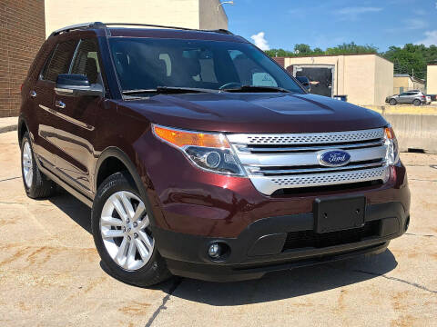 2012 Ford Explorer for sale at Effect Auto Center in Omaha NE