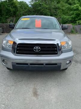 2008 Toyota Tundra for sale at ALAN SCOTT AUTO REPAIR in Brattleboro VT