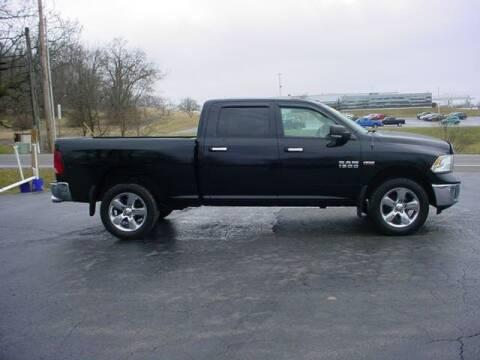 2014 RAM Ram Pickup 1500 for sale at Westview Motors in Hillsboro OH