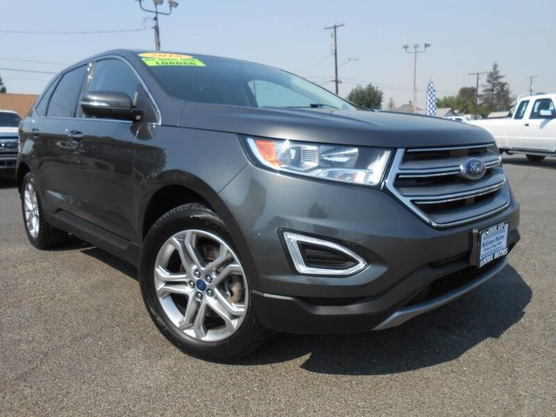 2018 Ford Edge for sale at McKenna Motors in Union Gap WA