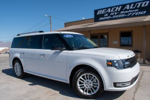 2019 Ford Flex for sale at Beach Auto and RV Sales in Lake Havasu City AZ