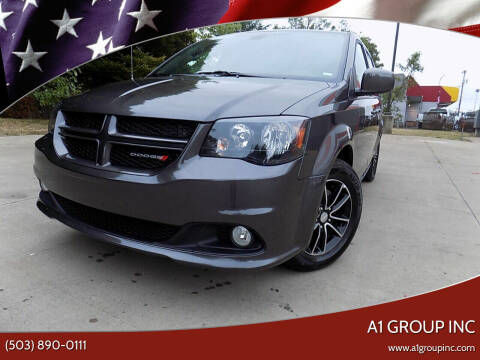 2019 Dodge Grand Caravan for sale at A1 Group Inc in Portland OR