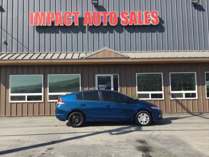 2014 Honda Insight for sale at Impact Auto Sales in Wenatchee WA