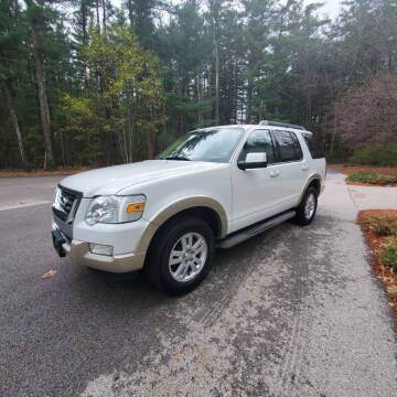 2009 Ford Explorer for sale at Stellar Motor Group in Hudson NH