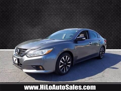 2017 Nissan Altima for sale at Hi-Lo Auto Sales in Frederick MD
