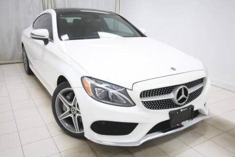 2018 Mercedes-Benz C-Class for sale at EMG AUTO SALES in Avenel NJ