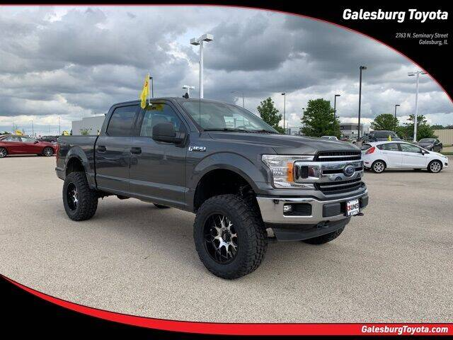 2020 Ford F-150 for sale in Galesburg, IL