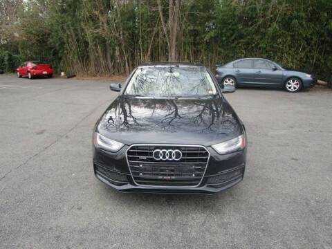 2014 Audi A4 for sale at FIRST CLASS AUTO in Arlington VA