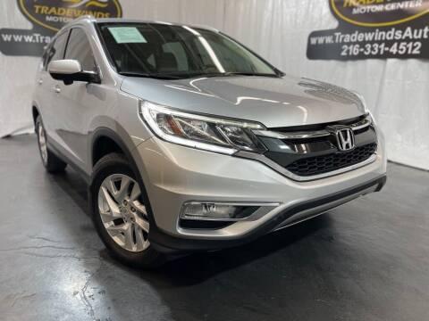 2016 Honda CR-V for sale at TRADEWINDS MOTOR CENTER LLC in Cleveland OH